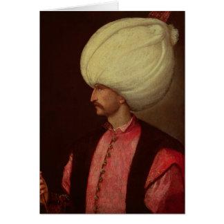 Suleiman II Card