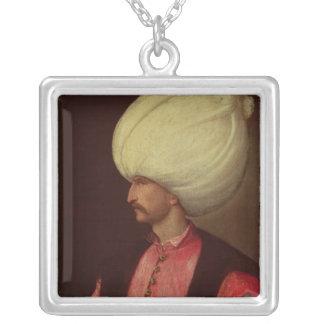 Suleiman II Colgantes Personalizados
