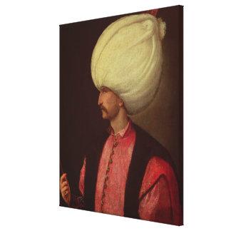 Suleiman II Impresion En Lona
