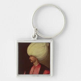 Suleiman II Llavero Personalizado