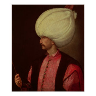 Suleiman II Poster