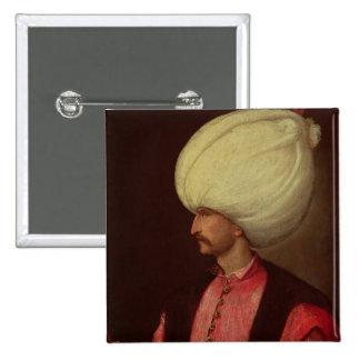 Suleiman II Pin
