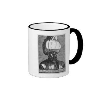 Suleiman the Magnificent Ringer Mug