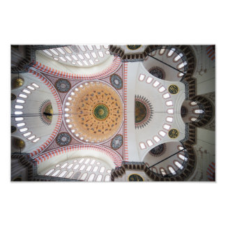 Suleymaniye Mosque in Istanbul Photograph