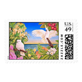 Sulfer-crested Cockatoos Postage