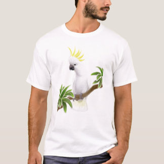 Sulfur Crested Cockatoo T-Shirt