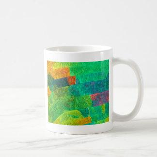 Sulfur under the microscope coffee mug