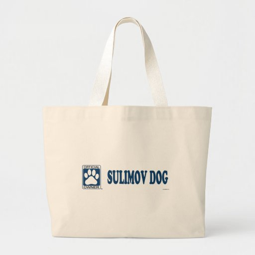 SULIMOV DOG_Blue Bolsa