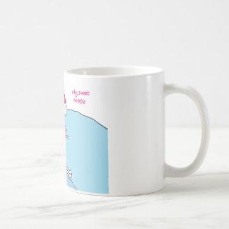 Sulk/goblet my sweet doggy coffee mug