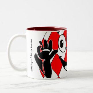 Sulk Two-Tone Coffee Mug