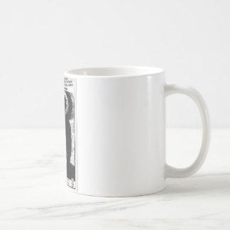 Sulk with portrait of the Gurubesar Classic White Coffee Mug