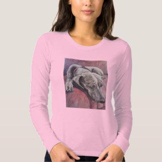 """""""Sulking"""" (Weimeraneur Shirt) T-shirt"""