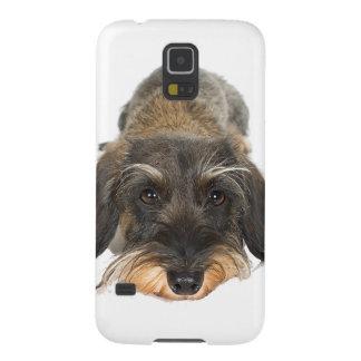 Sulking Yorkie Puppy Case For Galaxy S5