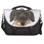 Sulking Yorkie Puppy Commuter Bag
