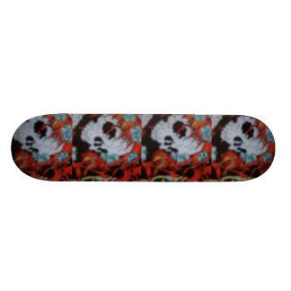 sull skateboard