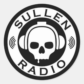 Sullen Radio Podcast sticker