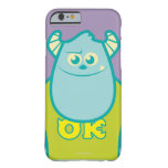 Sulley 2 funda de iPhone 6 barely there