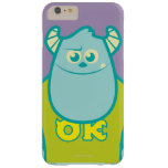 Sulley 2 funda de iPhone 6 plus barely there