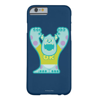 Sulley 3 barely there iPhone 6 case