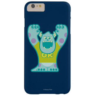Sulley 3 barely there iPhone 6 plus case
