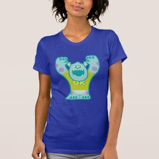 Sulley 3 camisetas