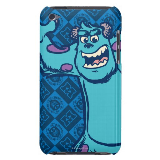 Sulley 4 Case-Mate iPod touch protectores