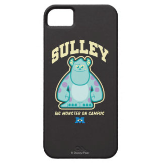 Sulley Big Monster on Campus iPhone 5 Cases
