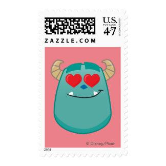 Sulley Emoji Stamp