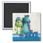 Sulley Holding Mike 2 Inch Square Magnet