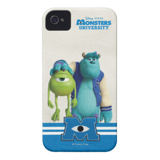 Sulley Holding Mike iPhone 4 Case-Mate Case