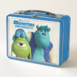 Sulley Holding Mike Metal Lunch Box