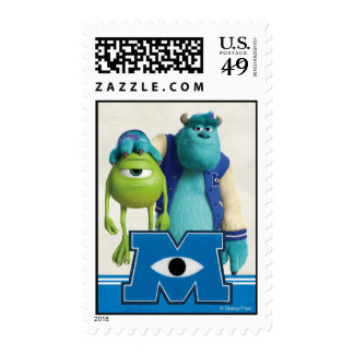 Sulley Holding Mike Stamp
