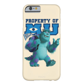 Sulley Property of MU Barely There iPhone 6 Case