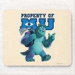 Sulley Property of MU Mouse Pads