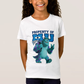 Sulley Property of MU T-Shirt