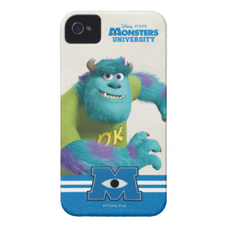 Sulley Running iPhone 4 Case