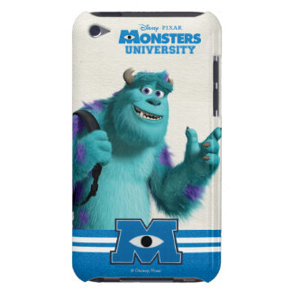 Sulley with Backpack iPod Case-Mate Cases