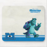 Sulley with Backpack Mouse Pad