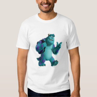 Sulley with Backpack Tee Shirt