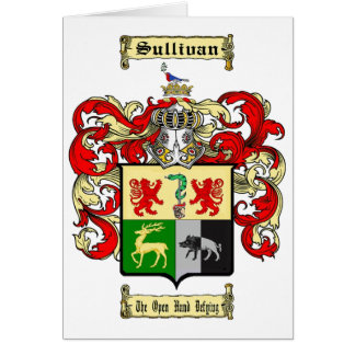 Sullivan Card