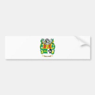 Sullivan Coat of Arms (Family Crest) Car Bumper Sticker