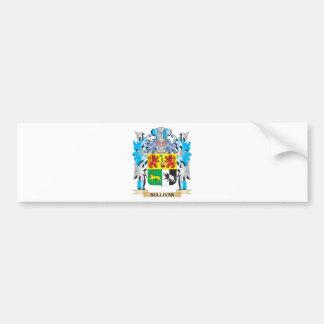Sullivan Coat of Arms - Family Crest Car Bumper Sticker
