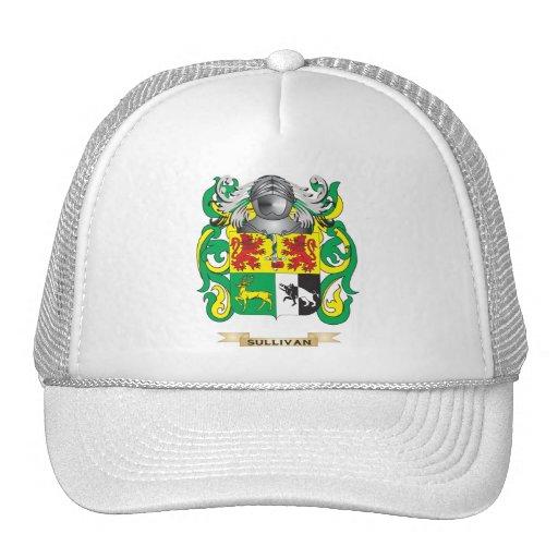 Sullivan Coat of Arms (Family Crest) Hats