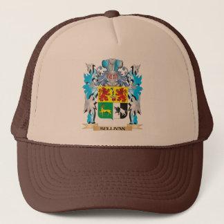 Sullivan Coat of Arms - Family Crest Trucker Hat