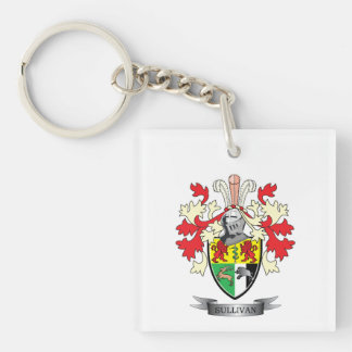 Sullivan-Coat-of-Arms Keychain