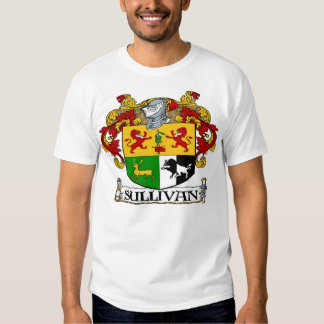 Sullivan Coat of Arms Shirt