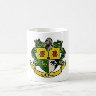 Sullivan crest mug