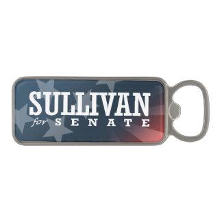 SULLIVAN FOR SENATE 2014 MAGNETIC BOTTLE OPENER
