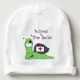 Sullivan the Tree Doctor Baby Beanie