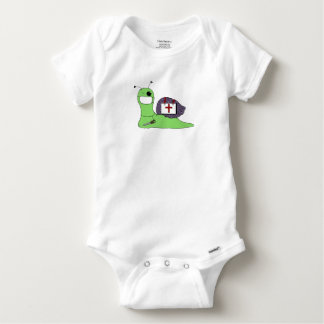 Sullivan the Tree Doctor Baby Onesie